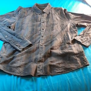Guess button down Shirt Sz. Xl